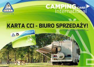 Camping Karta Europa.Karnety Kempingowe Cci Karnet Ficc Karty Na Camping Kempingi W